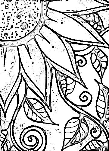 pattern mosaic patterns pinterest mosaics sunflowers and patterns