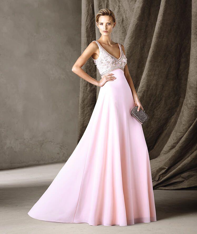 RománticaModa Vestidos Vestido De Fiesta Inspiración Cleo FKlJc1