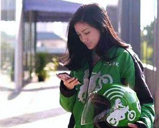 Cara Daftar Driver Gojek Jakarta Mudah Wanita Cantik Kecantikan