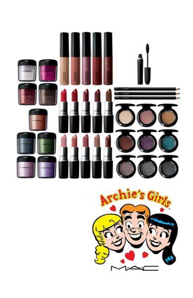 Mac Cosmetics Presenta Su Nueva Colección De Maquillaje Archie S Girls Mac Cosméticos Colección De Maquillaje Como Maquillarme