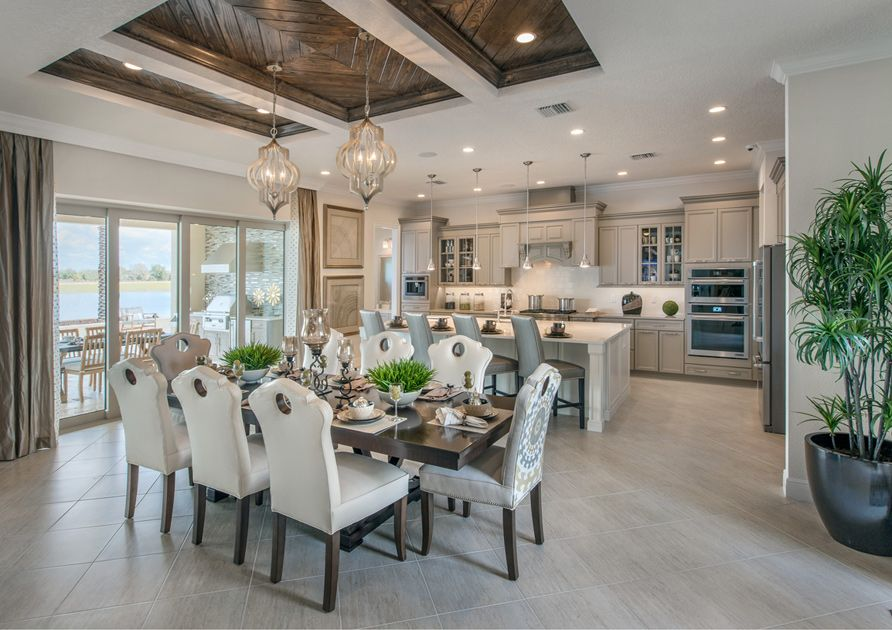 The Maranello Is A Luxurious Toll Brothers Home Design Available