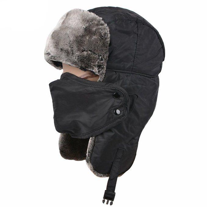 a16a7333533  Amazon  Unisex Winter Ear Flap Hat Trooper Trapper Hunting Hat Ushanka   4.99 Fs