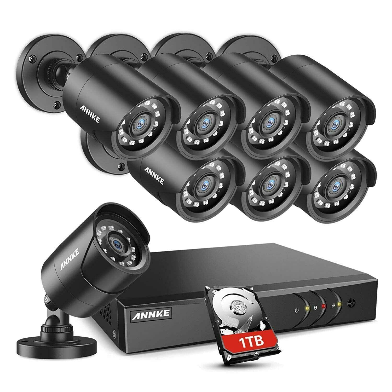 ANNKE Home Security Camera System | Home security camera ...