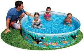 Intex Ocean Reef Snapset Pool 6 X 15 58461ep Intex Swimming Pool