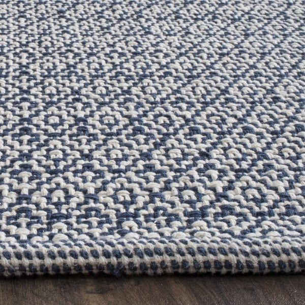 Safavieh Handmade Flatweave Montauk Glyn Casual Cotton Rug