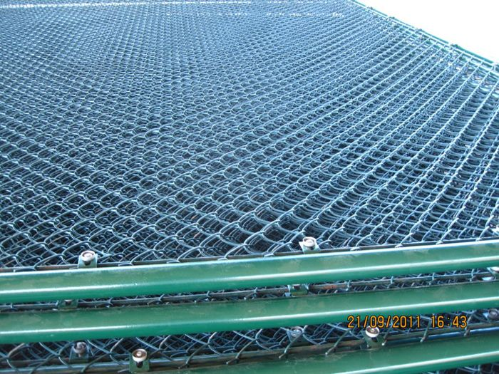 Cheap 1 Inch Chain Link Fence Chain Link Fence Aluminum Fencing Fence