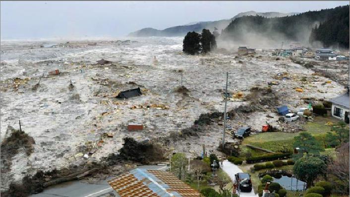 Biggest Tsunami Ever Tsunami Waves Tsunami Wild Weather