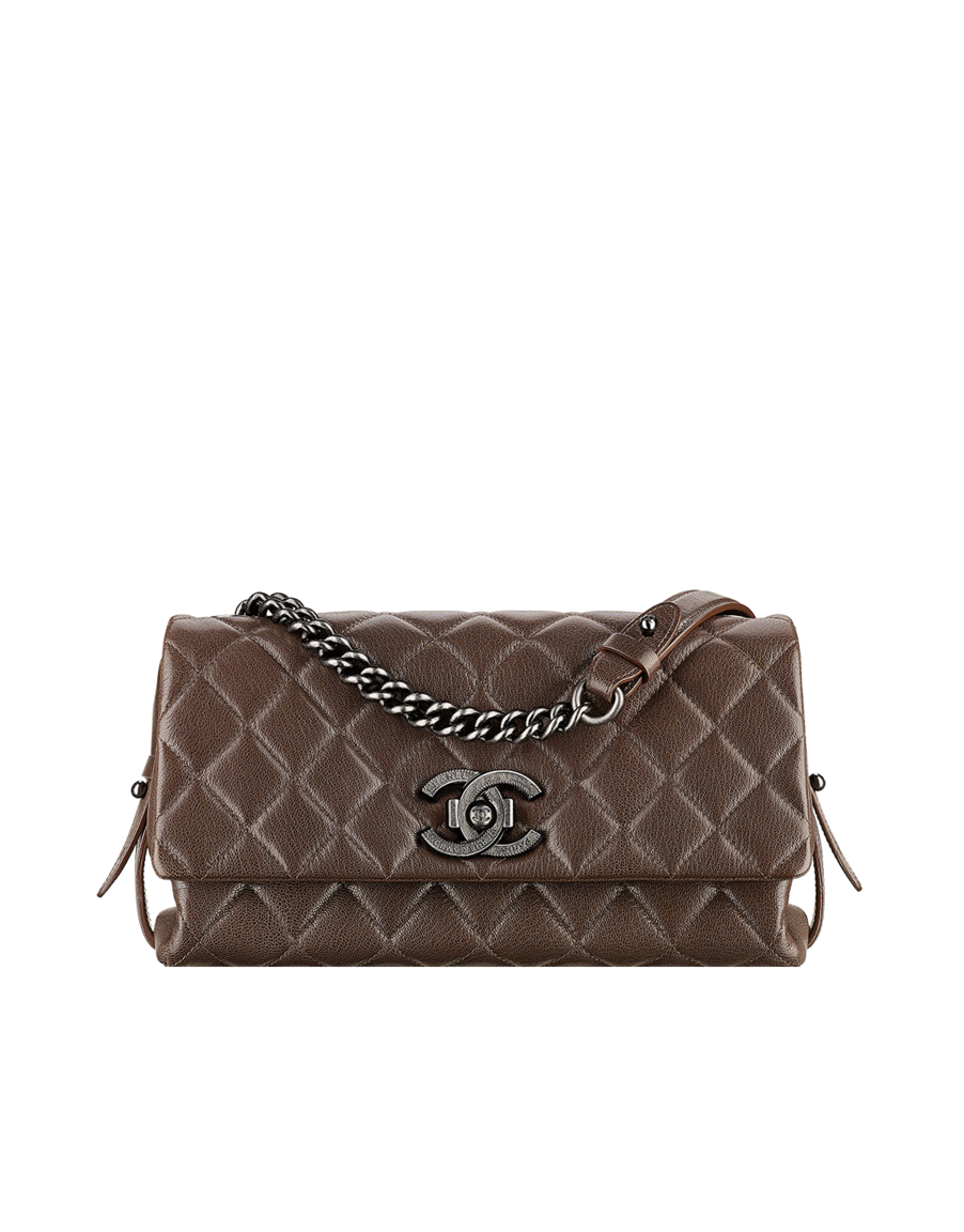 Goatskin flap bag - CHANEL   Wear it   Sac, Sac à Main, Mode c48677c6d71