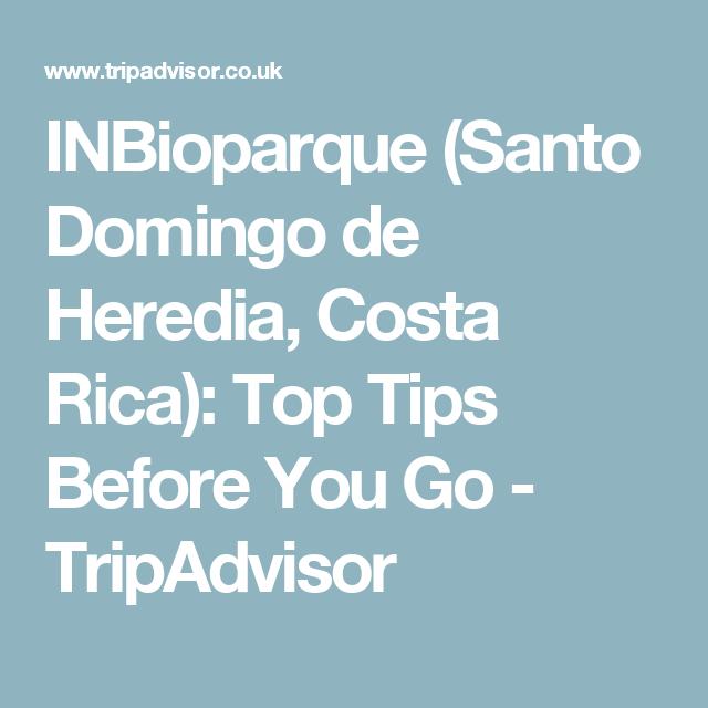 INBioparque (Santo Domingo de Heredia, Costa Rica): Top Tips Before You Go - TripAdvisor