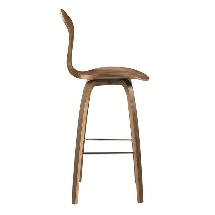 norman cherner style counter chair option 1