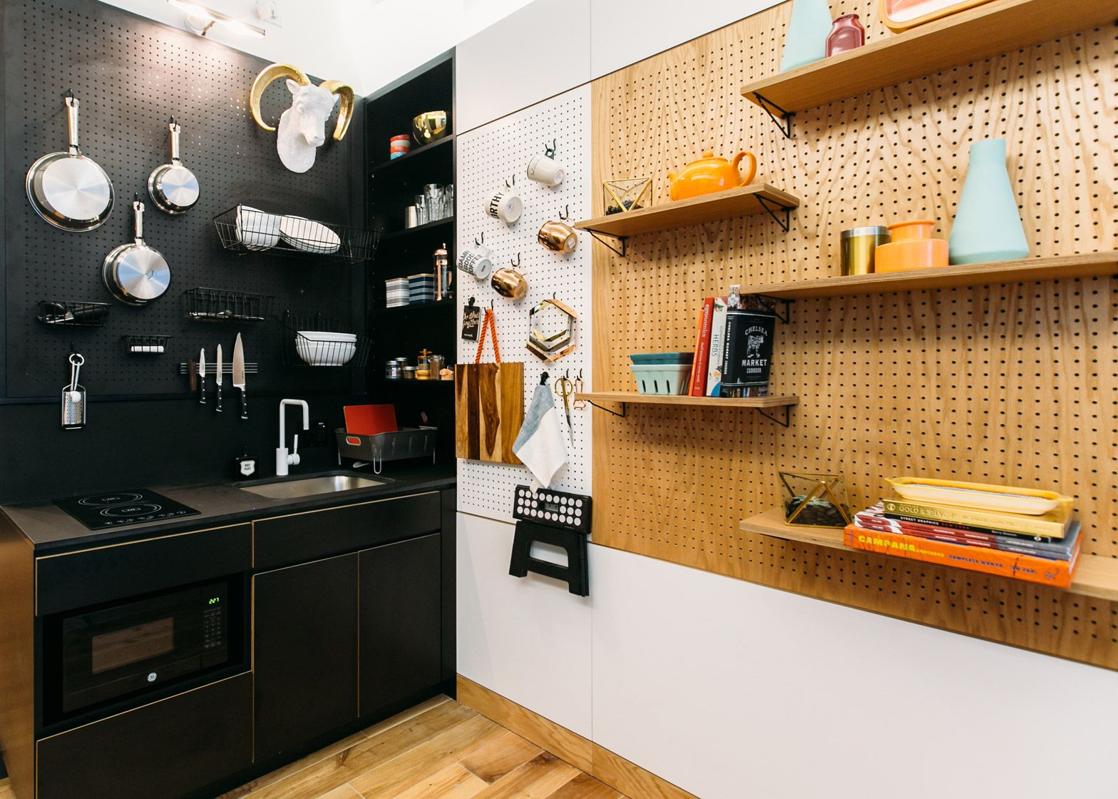 Wework unveils its first coliving apartments in new york living