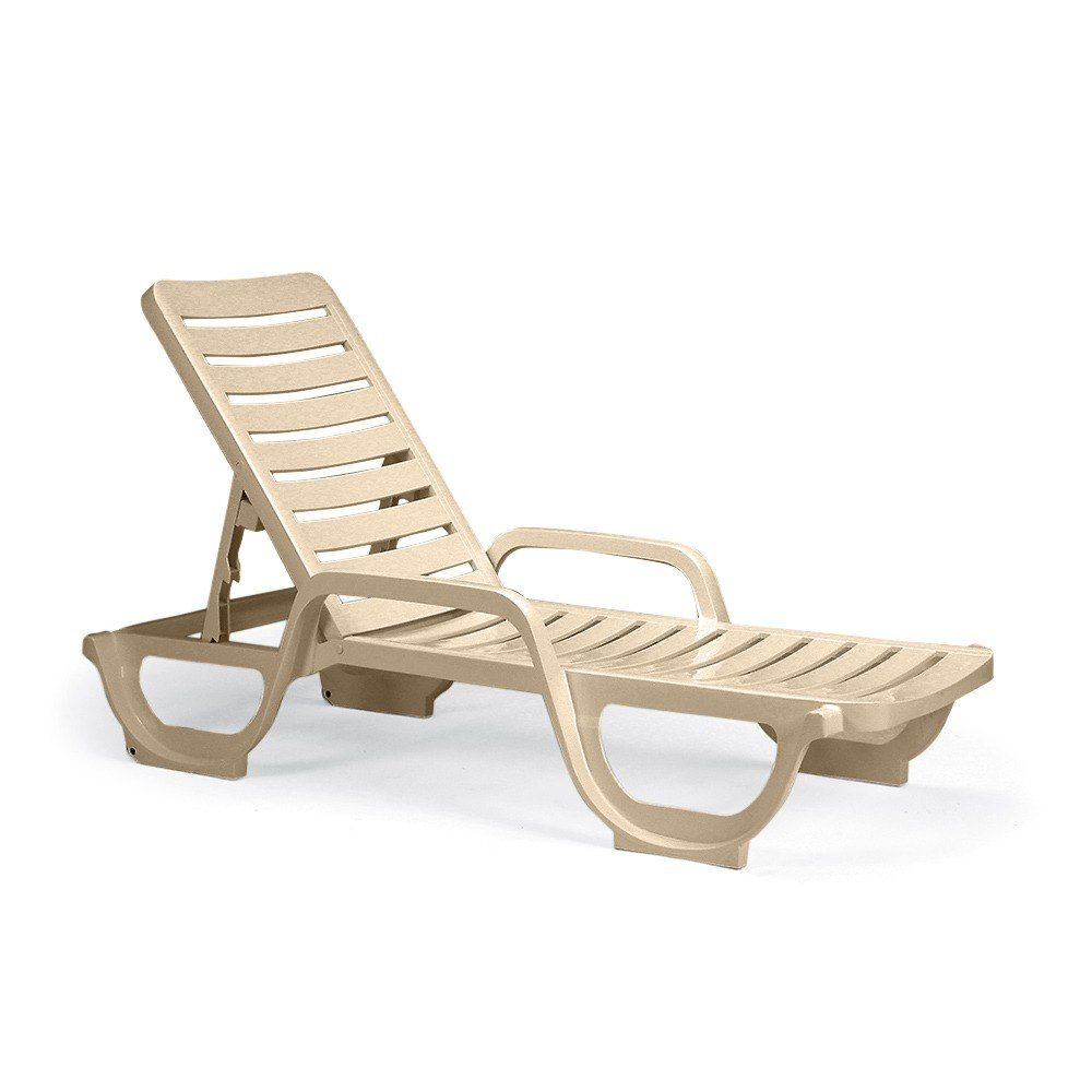 Grosfillex Bahia Chaise Lounge Chair on grosfillex bahia chair, grosfillex commercial furniture, grosfillex resin tables, grosfillex pool furniture, plastic chairs outdoor lounge, grosfillex resin patio furniture,