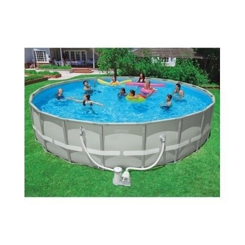 Intex 22 X 52 Quot Ultra Frame Above Ground Swimming Pool