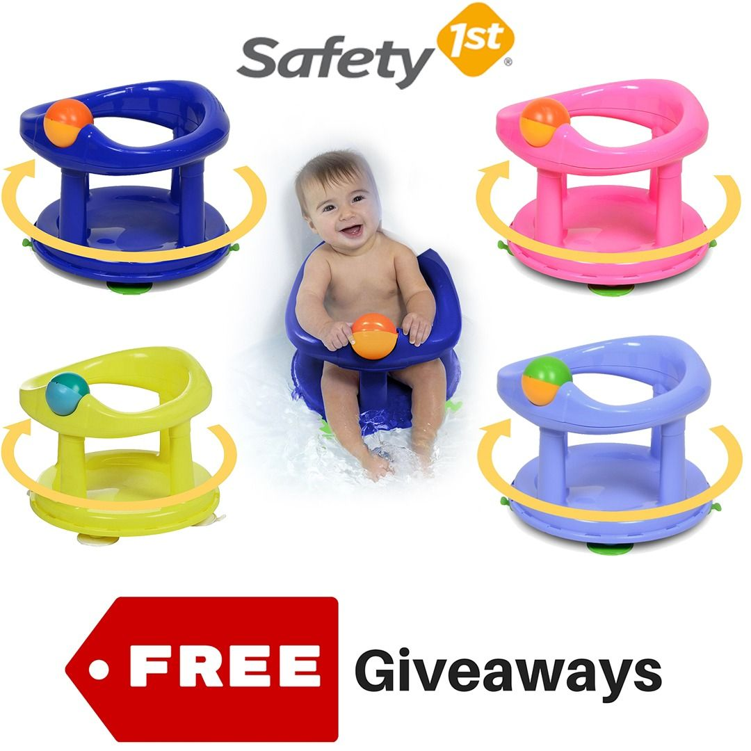 !!FREE GIVEAWAY!!! Get a chance to WIN Safety First Swivel