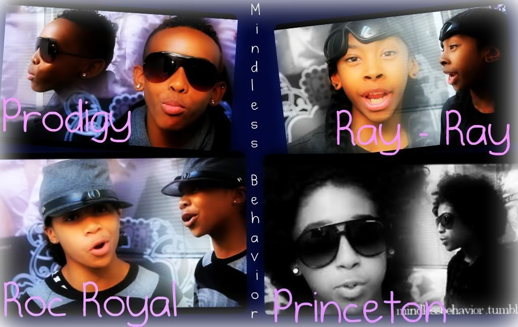 Mindless Behavior All In One