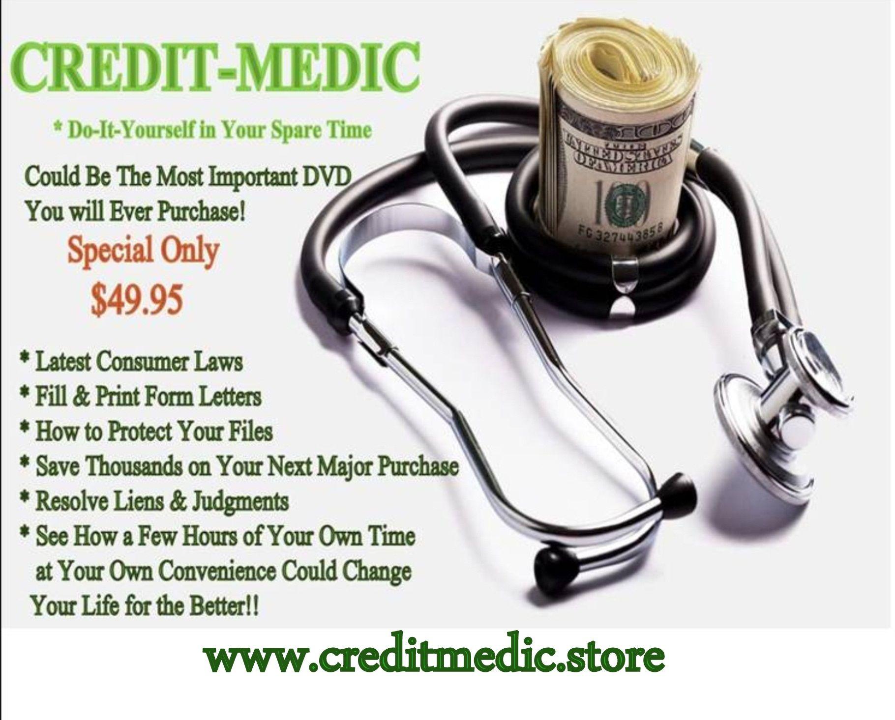 Great new doityourself credit restoration program that