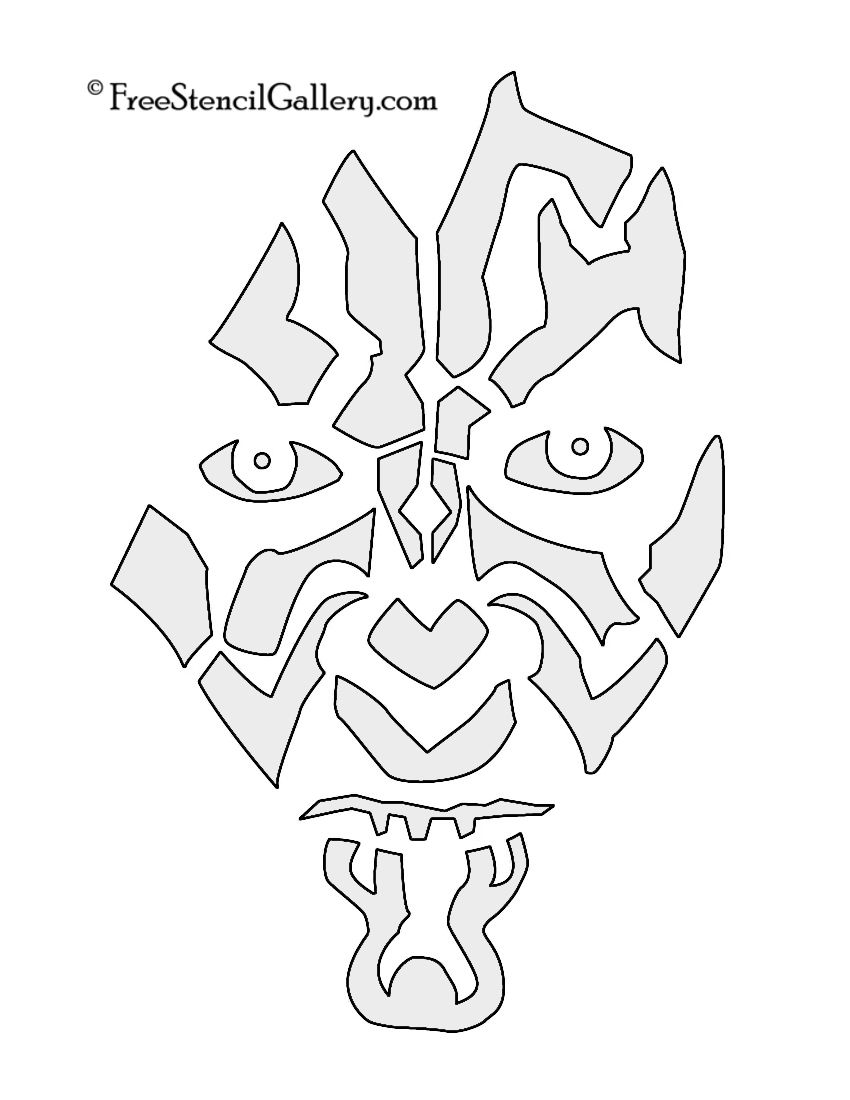 Star Wars Pumpkin Carving Designs - Video --> http://www.comics2film.com/star-wars-pumpkin-sten ...