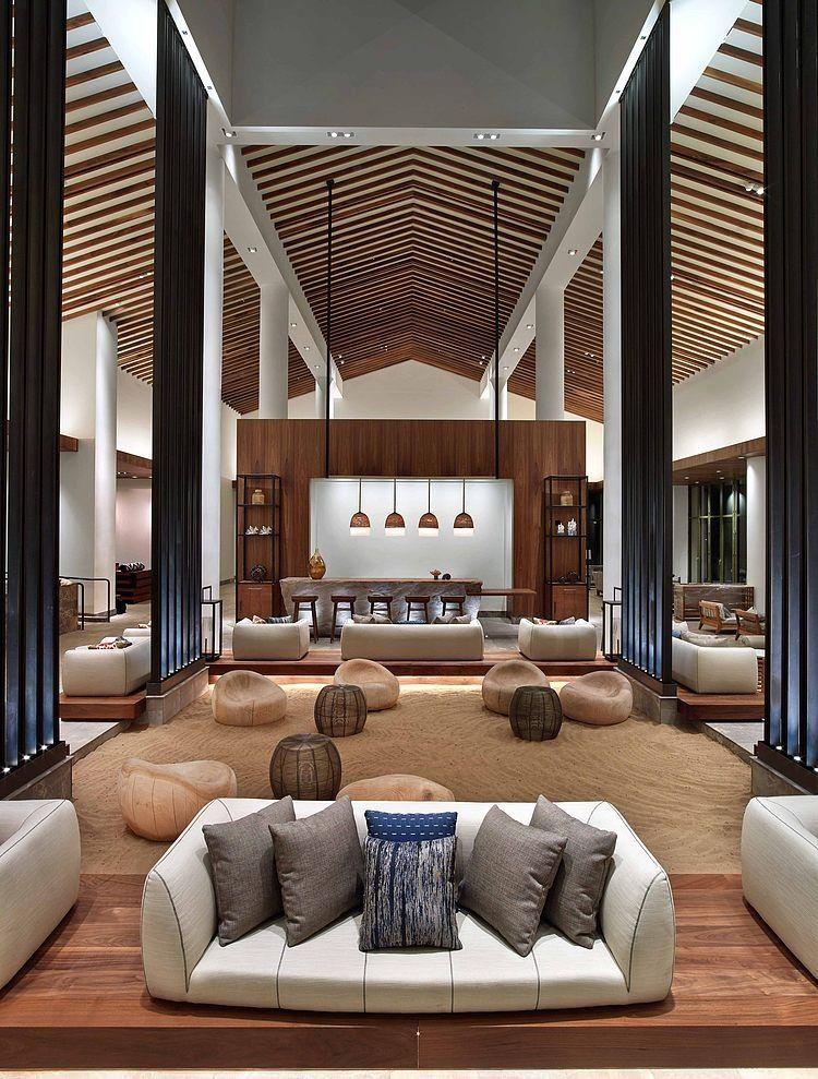 Delightfull Hotel Interior Design Hotel Lobby Design Resort Interior