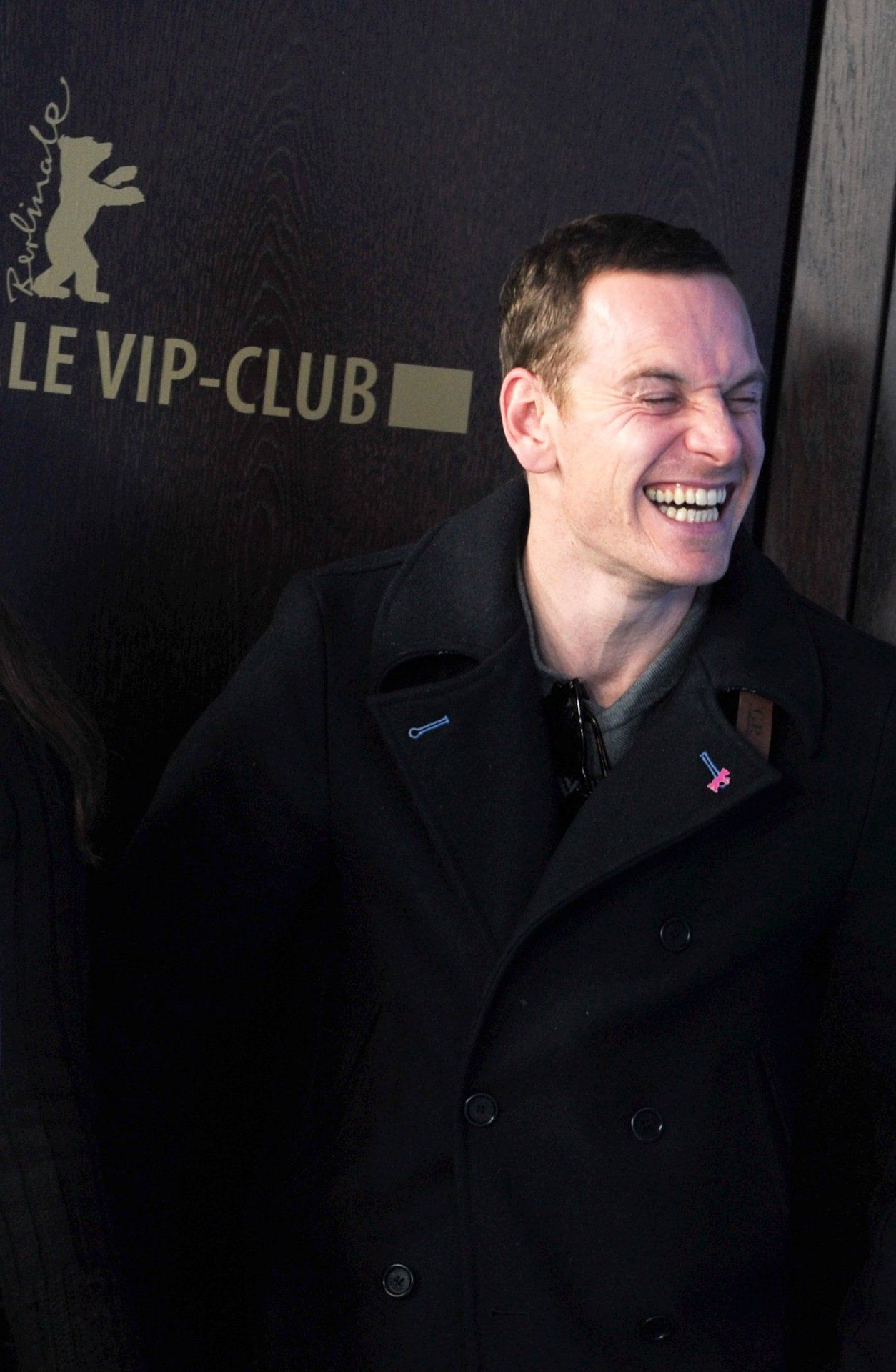 Look at that nose crinkle! Love it