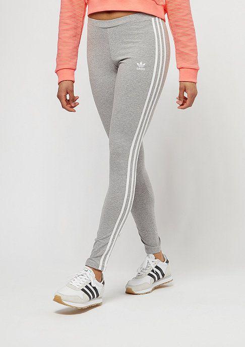 Jetzt adidas 3 Stripes medium grey heather online bei SNIPES