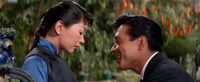 Flower Drum Song (1961) An actual Asian cast! Fun movie