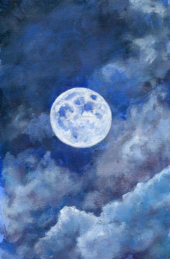 фото угловая луна на небе рисунок представителей
