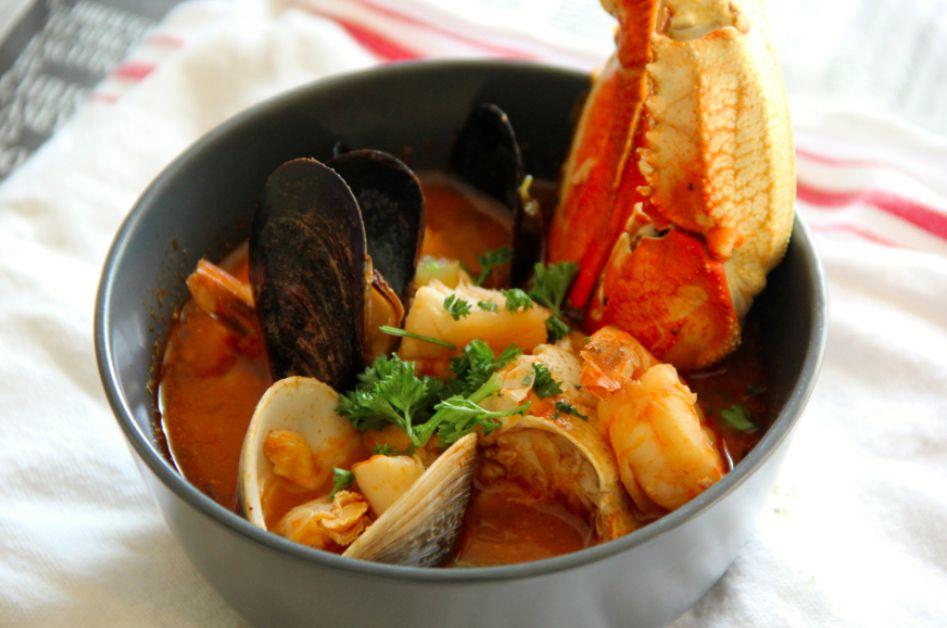 BestEver New Year's Eve Dinner Crab Cioppino Dinner