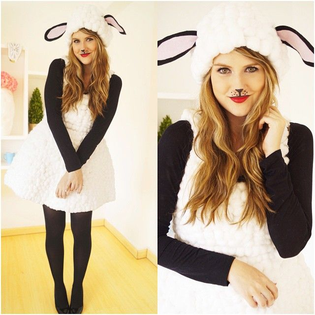 30 Cute Halloween Costumes for Teens You Can Actually Pull Off - cute teenage halloween costume ideas