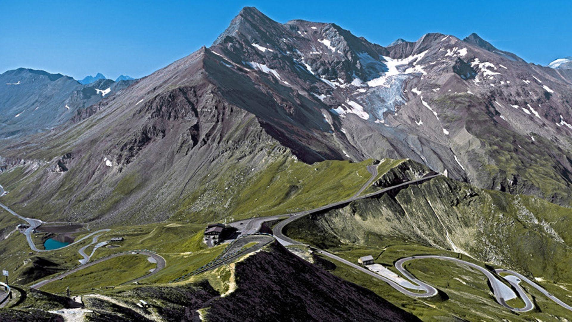Grossglockner Grossglockner Hochalpenstrasse Youtube Mountain