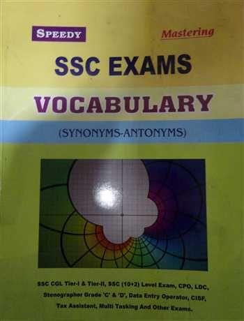 Synonym And Antonym Book