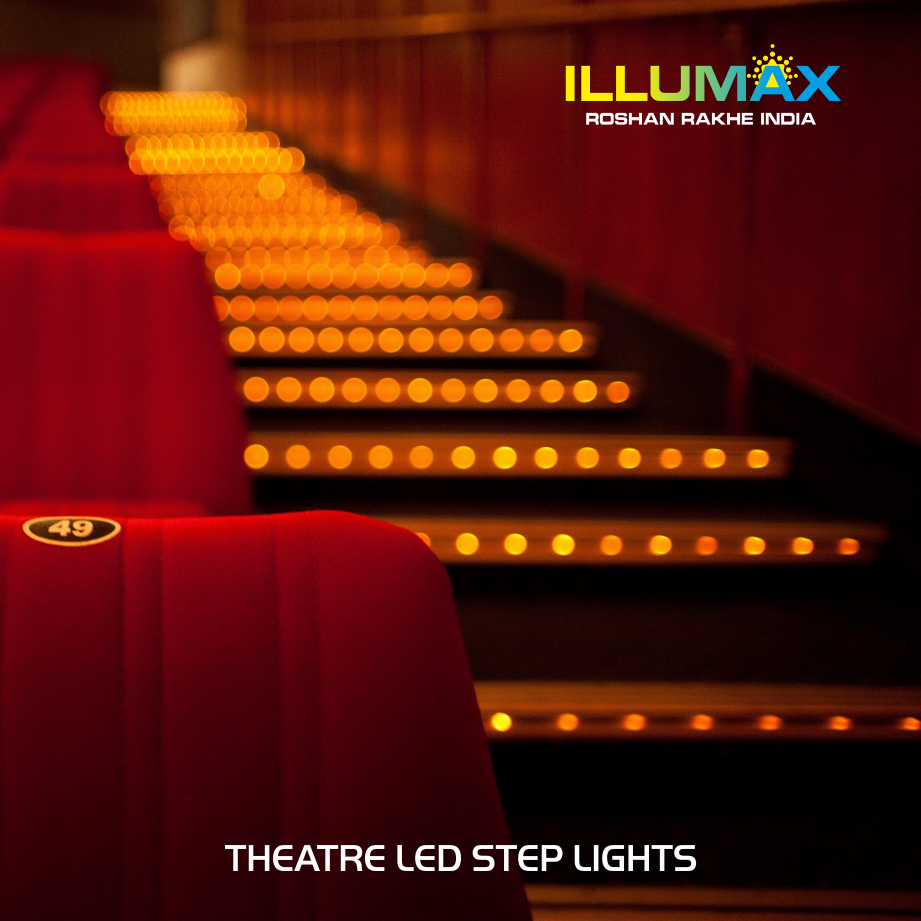 pioneers in the industry we offer theater step lights such as led