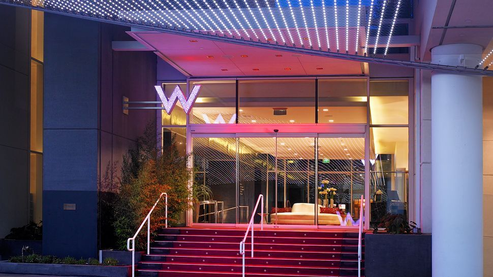 W La Los Angeles Luxury Hotel Collection From Http Vipsaccess