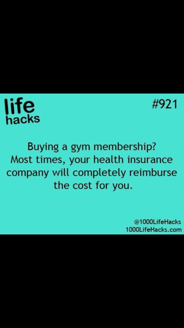Free gym membership!!