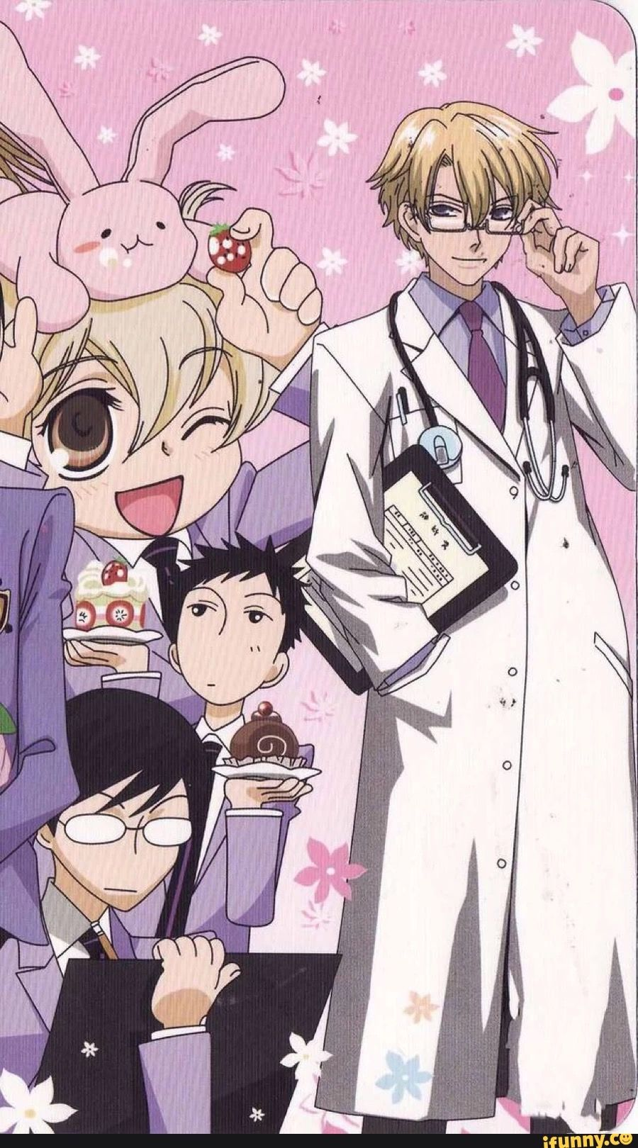 Really Tamaki? (With images) Host club anime, Ouran high