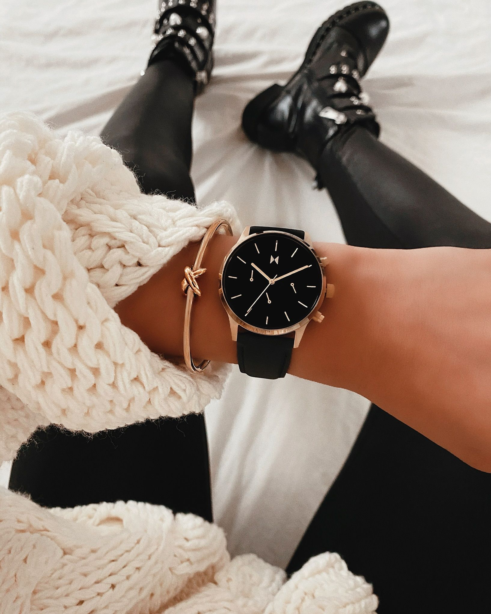 Diana Ladies Dress Watches Watches Women Black Watches Women Leather [ 2046 x 1634 Pixel ]