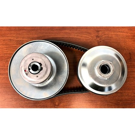 40 Series Torque Converter Kit Clutch Pulley 1 inch Driver 5