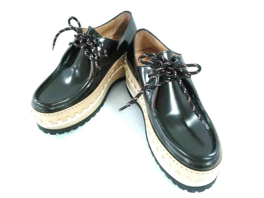 c88ec4bc32e eBay  Sponsored Auth LOUIS VUITTON Wood cat line durby 1A4160 Shoes US 6