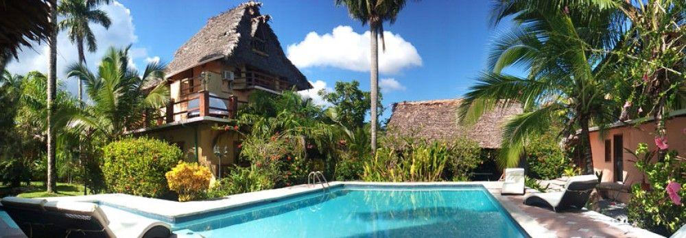 Va Toscana Resort Halfway Stopping Point To Tikal Beach