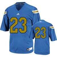 c77b5e5838a UCLA Bruins Football Jersey: adidas # Blue Replica Football Jersey ...