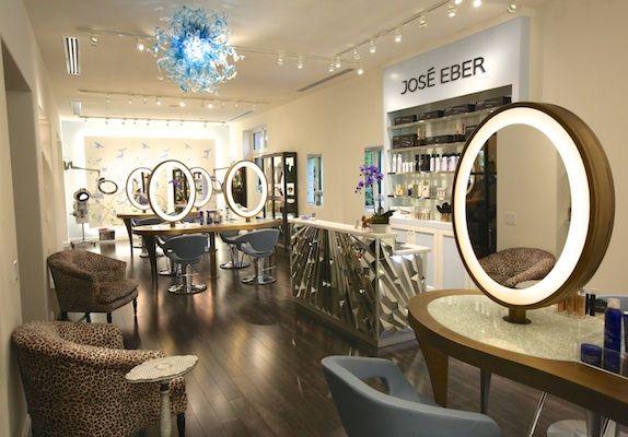 José Eber Salon Opens at the Biltmore