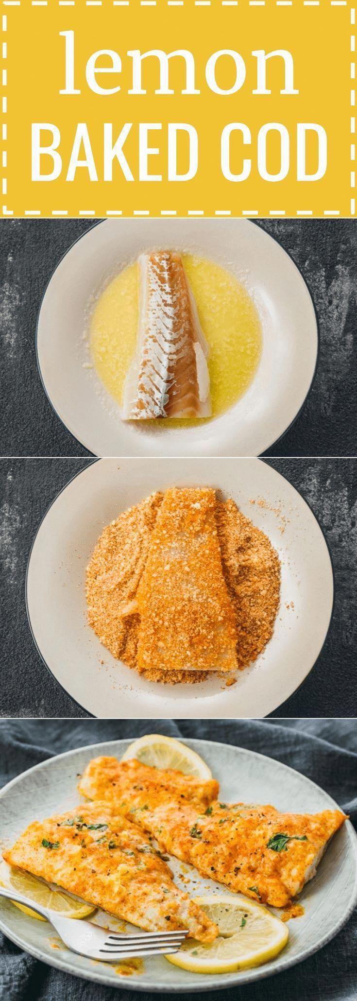 Easy lemon butter fish in 15 minutes recipe lemon