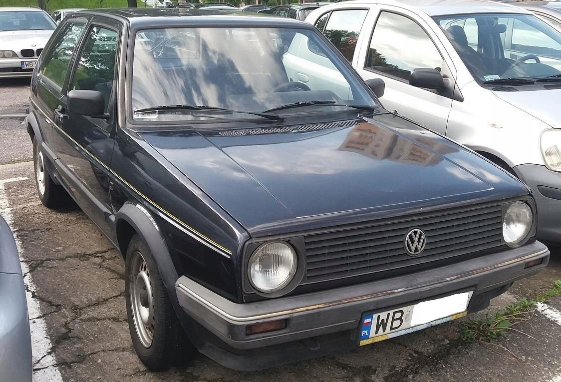 Vw Golf 2 1990 Rok 1 6 Benzyna Stan Bardzo Dobry 8155637183 Oficjalne Archiwum Allegro