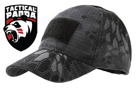 Triple Velcro Tactical Patch Hats More 9a275f814be