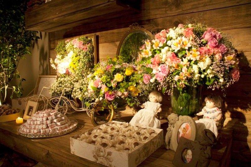 Decoração Chique ~ decoraç u00e3o de casamento rustico em salao de festas Pesquisa Google Casamento Pinterest