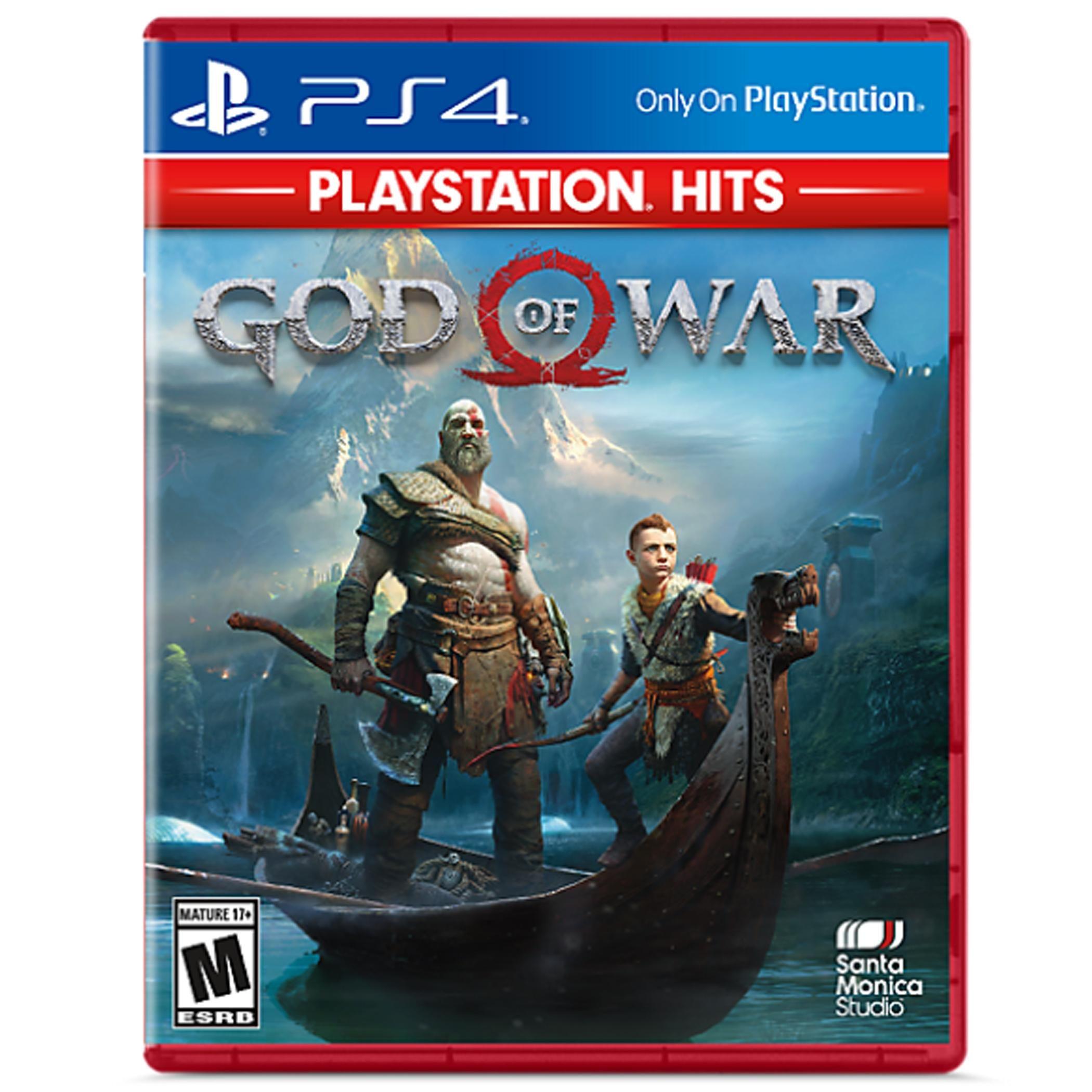 God Of War Playstation Hits Playstation 4 Nfm In 2021 God Of War Playstation Ps4 Games