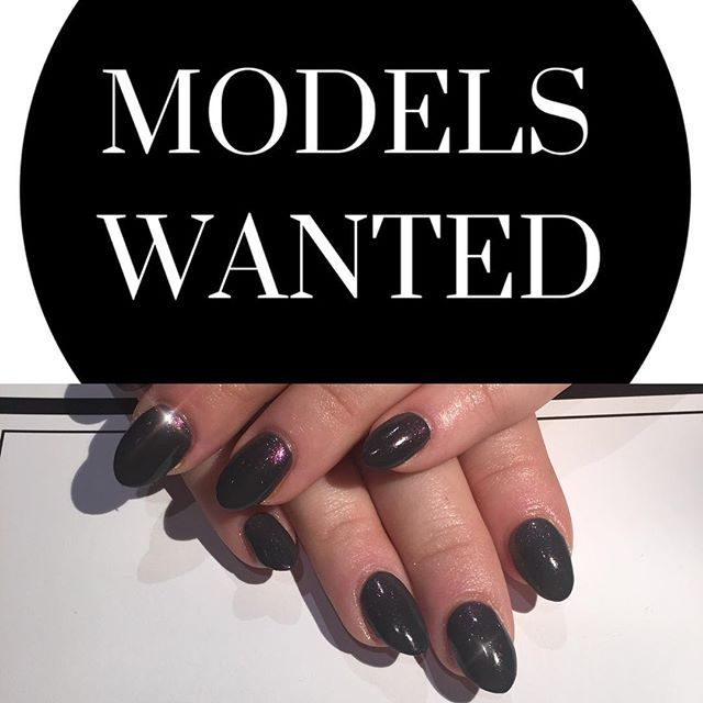 ACRYLIC MODELS NEEDED- Wednesday 7th Feb..20 for a full set of ...