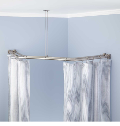 Shower Curtain Rod Bed Bath And Beyond Best Ideas