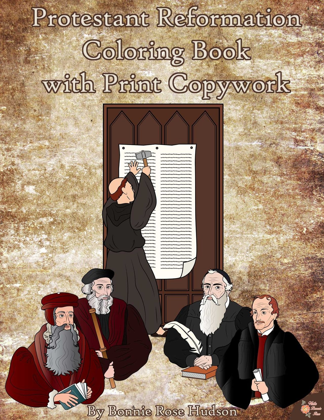 Add These Reformation Day Copywork Printables To Your