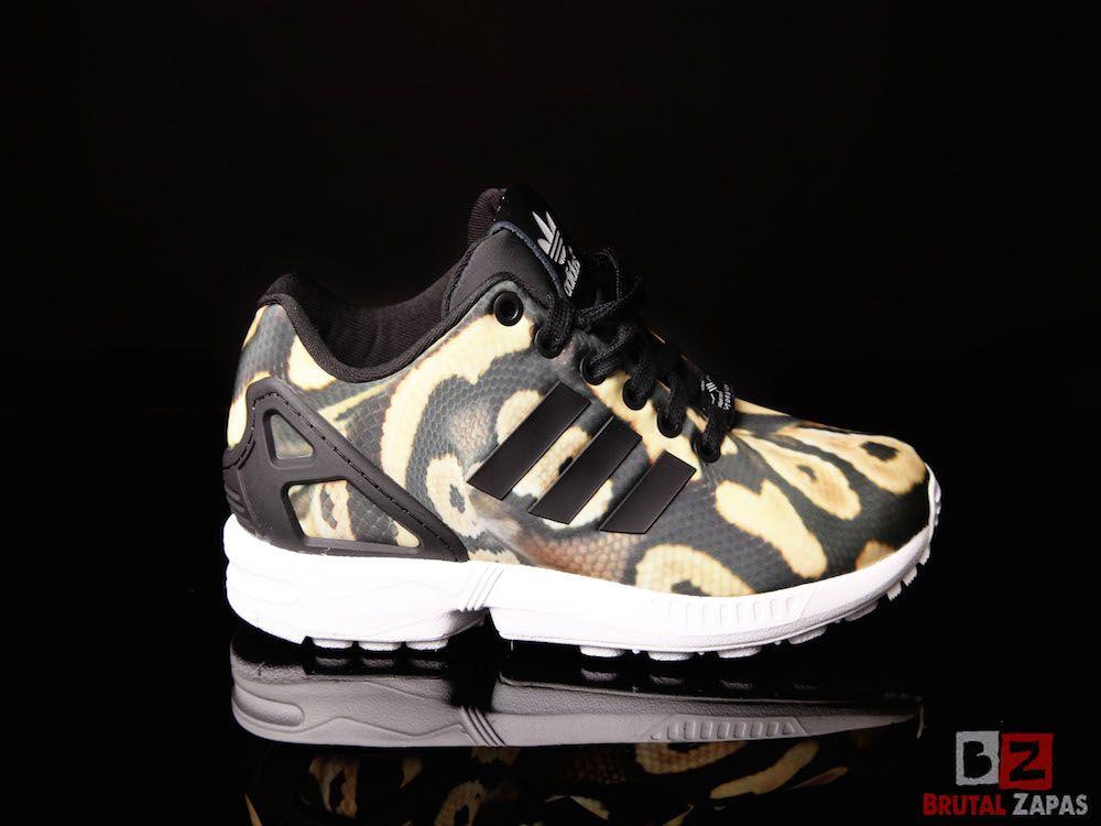 Sneakers W zapas Zx flux brutalzapas fashion adidas Snake UqtrUx