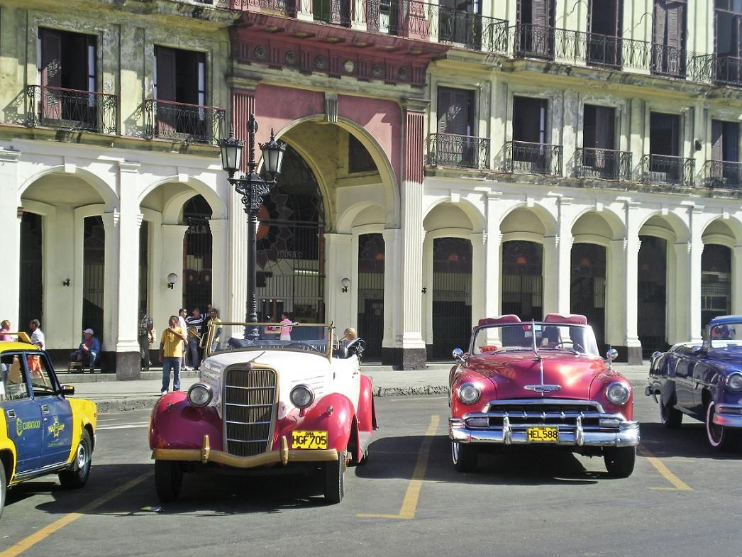 The first Cuban automobile made its appearance on the street of ...